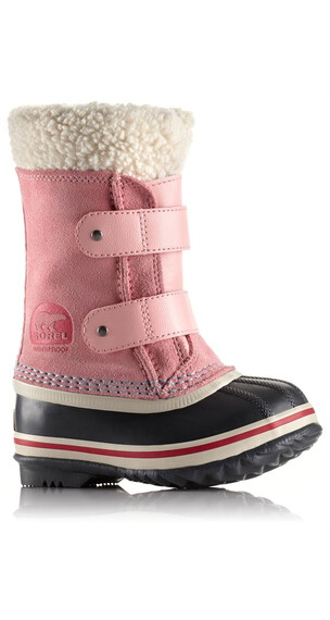 Sorel Children's 1964 Pac Strap Coral Pink